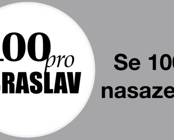 Na čem pracuje 100pro Zbraslav – na 100%!